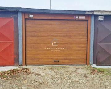 Garáž (18 m2) / Brána na diaľkové ovládanie / Montážna jama / Vodárenská