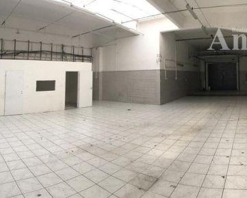 Sklad (150 m2) - Údernícka ul.