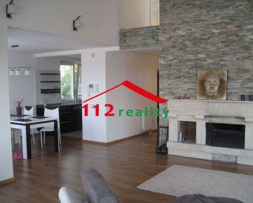 112reality - Na prenájom kompletne zrekonštruovaný 8 izbový dom s krbom a garážou pre dve autá, KOLIBA, Ôsma