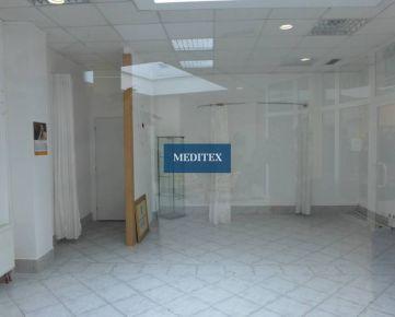 Obchodný priestor o ploche 35 m2 na Tomášikovej