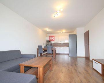 HERRYS - Na prenájom veľký kompletne zariadený 2 izbový byt v novostavbe s garážovým státím