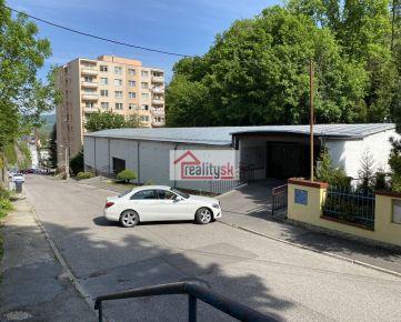 Predam garaž v centre Trenčína