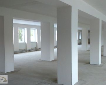 Kancelárske priestory - open space - prenájom