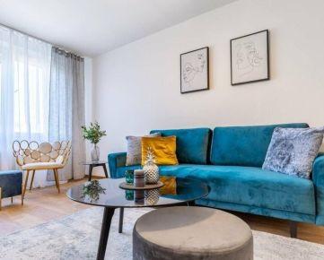 3-izbový byt, 86m2 + plocha lódžie, KR, so zariadením...NOVINKA...