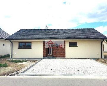 Rodinné domy- 8 km od Šamorína