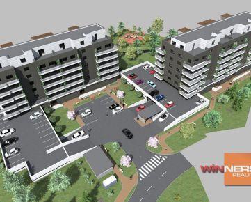 Predaj 3i bytov v bytovom dome BARBORA