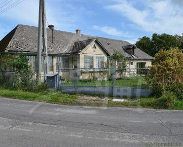 Útulný rodinný dom v Mudrovciach vhodný aj na chalupu