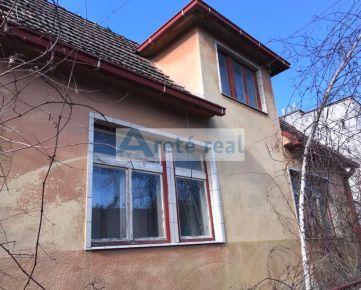 Areté real, Predaj rodinného domu s 575 m2 pozemkom v dobrej lokalite v Pezinku