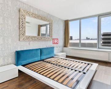 HERRYS - Na predaj slnečný 3 izbový byt s lodžiou v obľúbenej novostavbe III. Veže