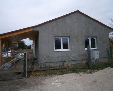 Predáme 3 izbový rodinný dom - novostavba Vlčany