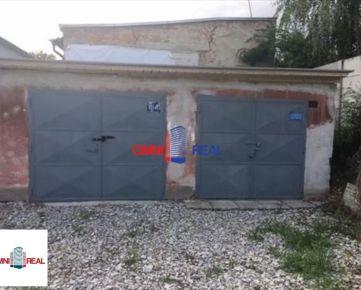 Predaj garáž na Koceľovej ul. komplet rekoštrukcia