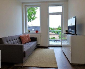 Nový 2 izbový byt s parkovacím státim