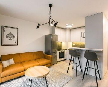 Ponúkame EXKLUZÍVNE na prenájom 2-izbový byt  v projekte Urban Residence.