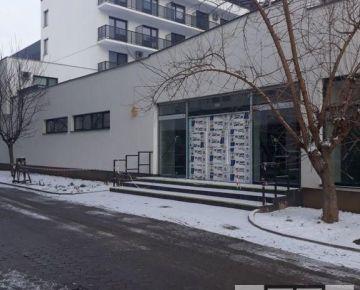 predaj nebytového priestoru v centre Nitry - novostavba