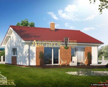 Novostavba 4-izbový rodinný dom, Hrubá Borša pri Senci, 674 m2