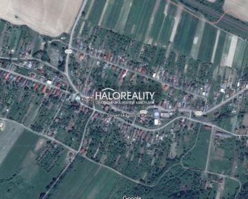 HALO REALITY - Predaj, pozemok pre rodinný dom 1713 m2 Kalša, Košice - okolie