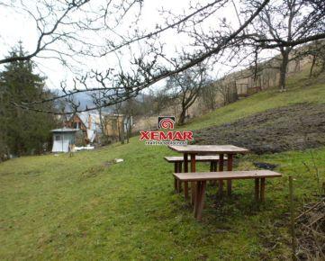 Na predaj rekreačný pozemok - záhrada v Banskej Bystrici, časť Skubín