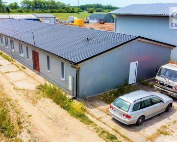 **NA PRENÁJOM: Kancelárske, skladové/výrobné priestory  o výmere 200m2 / Kúty!!