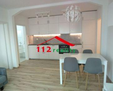 112reality - Na prenájom moderný 3 izbový byt,  2 balkóny, bezprobnémové parkovanie, Nové mesto, Riazanská