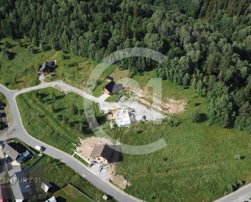 Stavebné pozemky v Levočskej Doline