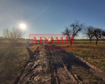 ADOMIS - predám stavebný pozemok v novej tiche lokalite obce ŠEBASTOVCE, 2040m2, len 2min z Košíc.