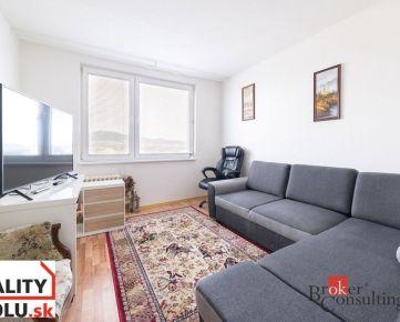 3i byt po rekonštrukcií na predaj Nitra centrum