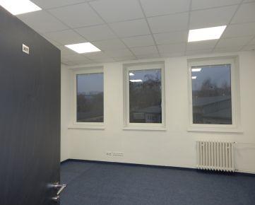 Kancelária na prenájom na Magnezitárskej ulici číslo 9 v Košiciach.