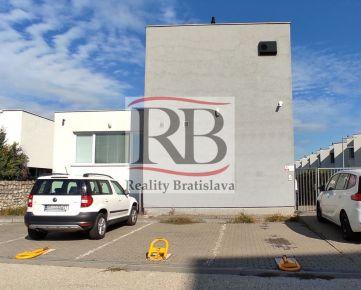 Polyfunkčná budova na PREDAJ, aj s parkovaním, Bratislava - Ružinov