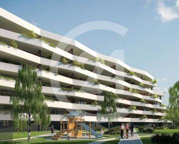CENTURY 21 Realitné Centrum ponúka -2. izbový byt v jedinečnom komplexe LAGO II.