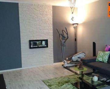 Na predaj pekný, kompletne zrekonštruovaný 3-izbový byt 73m2, Ružomberok-Baničné. CENA: 89 980,00 EUR