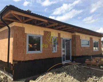 Novostavba rodinného domu v Slovenskom Grobe
