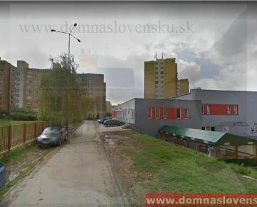 Nájom komerčných priestorov Košice–Sídl. Ťahanovce