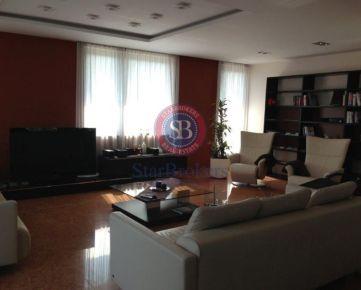 StarBrokers- PRENÁJOM: Nadštandardný 5-izb.byt s garážou, terasou a balkónom, novostavba Horský park