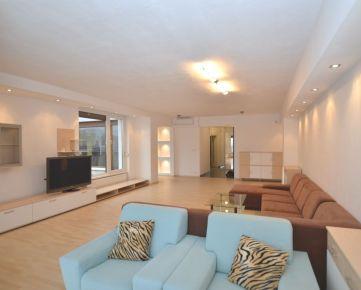 PRENÁJOM - veľkometrážný 3 izbový byt v obľúbenej novostavbe Boria s terasou, vlastné parkovanie