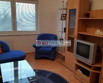 Prenájom zariadeného   1-izb. bytu vo Zvolene, na sídlisku Seklier