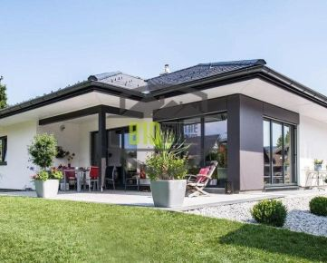 NOVOSTAVBA 4 izbového bungalovu Žilina – Lietava