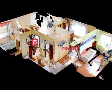 Exkluzívne 3-izbový byt na Šrobárovej ul. /F027-113-MAN/
