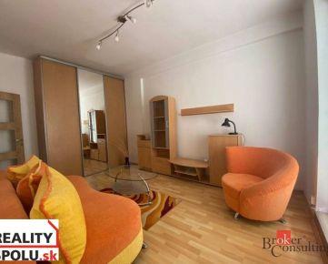 1 izbový byt Vodná, prenájom Košice - Centrum, Staré Mesto