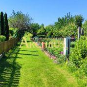 Záhrada 255m2