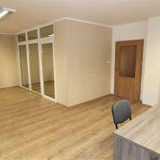 Kancelárie, administratívne priestory 61m2, novostavba