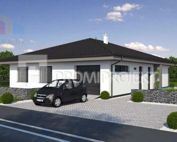 Novostavba rodinného domu (hrubá stavba) Košeca