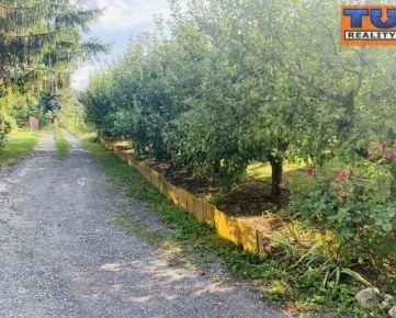 EXKLUZÍVNE! Záhradka 507 m2, v záhradkárskej oblasti, výmera 26,7m x 20,1m x 23,3m x 20,1m, Horné Orešany - Majdán. CENA: 22 000,00 EUR