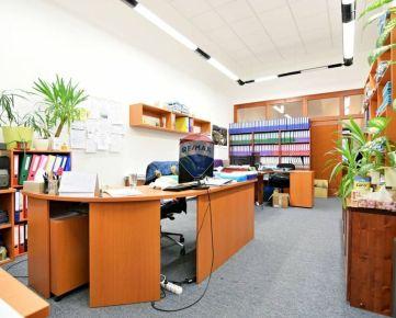 Exkluzívne kancelárske priestory v centre Košíc, 56 m2, ul. Kováčska