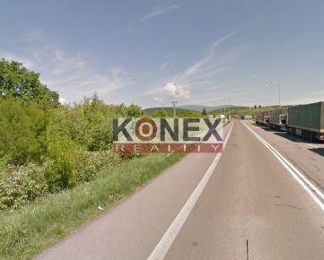 KONEX REALITY – Investičná príležitosť! Pozemok vo Vyšnom Nemeckom