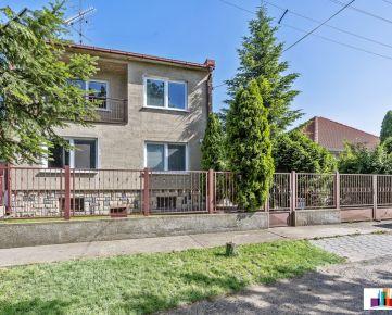 Na predaj - 5 izb. rodinný dom 157 m² so 72 m² pivnicou a garážou