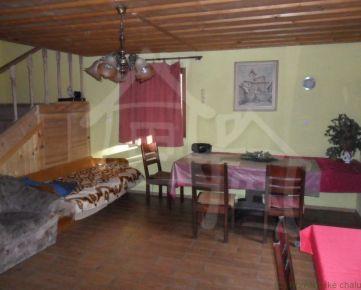 Rekreačná chata Spišský Štiavnik na tichom mieste
