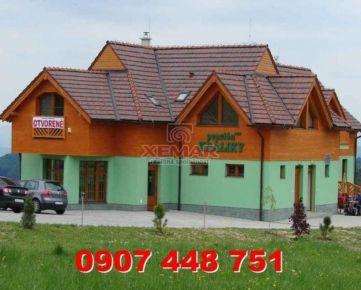 Na predaj celý areál, penzión s reštauráciou pri SKI areáli Králiky, BB