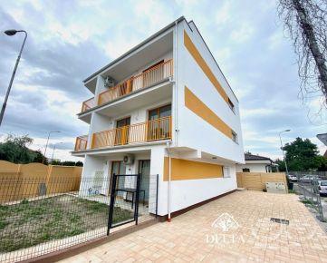 DELTA   Novostavba - 2 izbové byty s balkónom, Vrakuňa