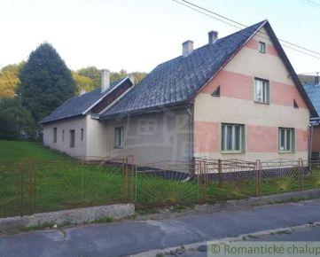 Priestranný rodinný dom v Lazoch pod Makytou na predaj
