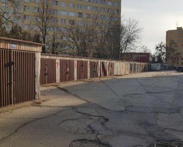 Garáž na prenájom na Moldavskej ul., Košice - Západ